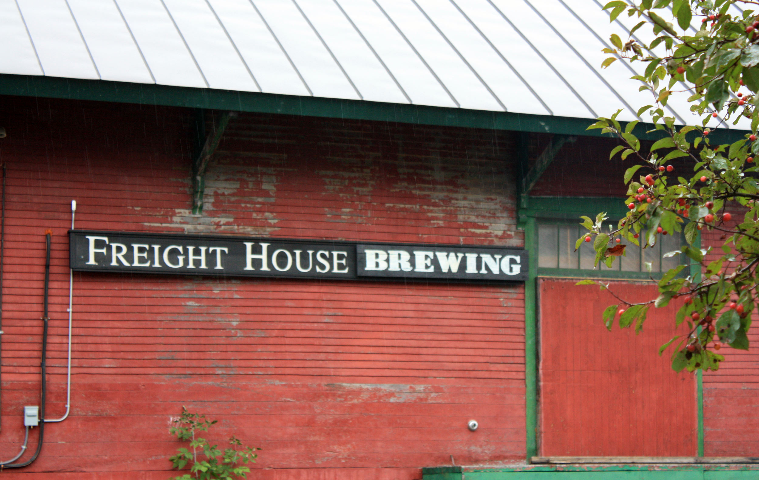 Freight House Brewing Travel Like a Local Vermont